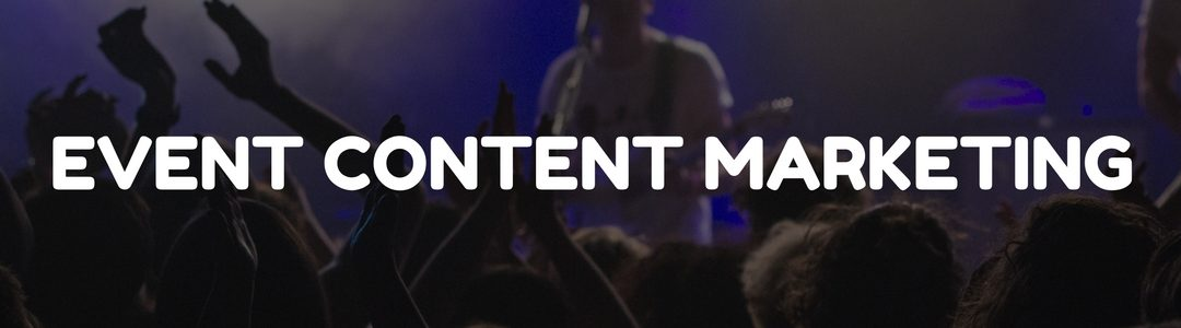 A Real-Life Example of Event Content Marketing: The LIMITLESS Party